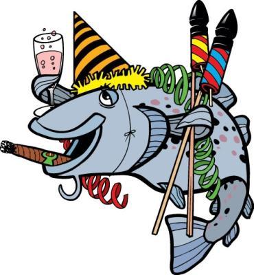 Прикольные открытки и поздравления рыбаку с днем рождения фото 683