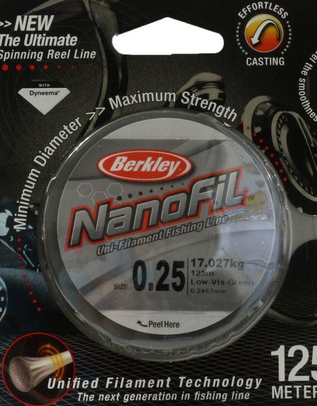 нанофил плетенка цена