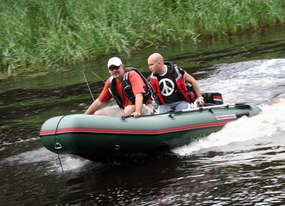 постановка на учет лодки с мотором в московской области