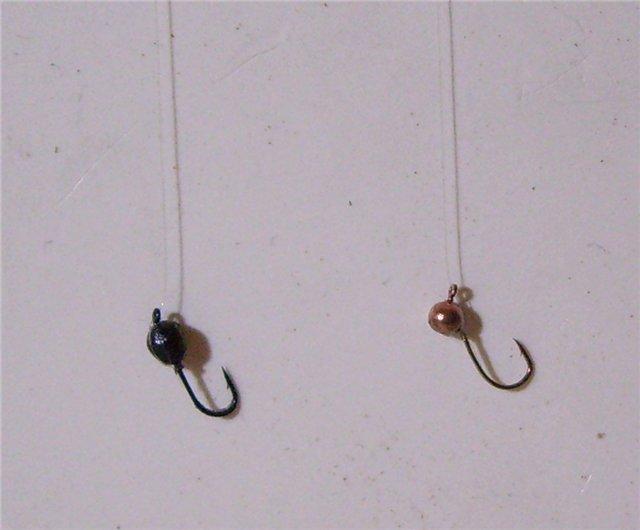 Безнасадочная мормышка. - Страница 2 - Форум - Рыбалка и охота в Камышине