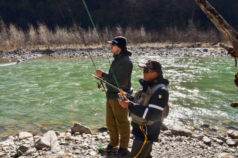 рыбалка на хопре на фидер