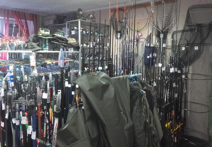 Производство и продажа товаров для рыбалки в Минске
