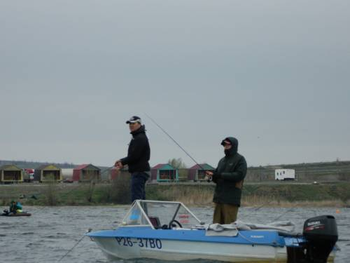 рыбалка в районе горного балыклея