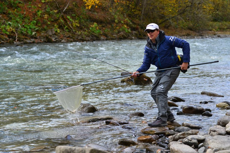 рыбалка в краснодарском крае области